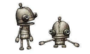 Machinarium robots