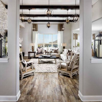 Image courtesy of possibilities for design toll brothers photography by eric lucero
