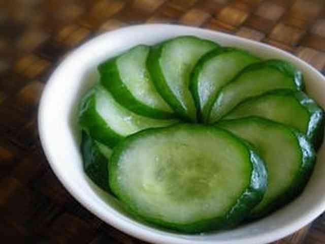 美味しくて教えてもらった胡瓜の漬け物✿の画像