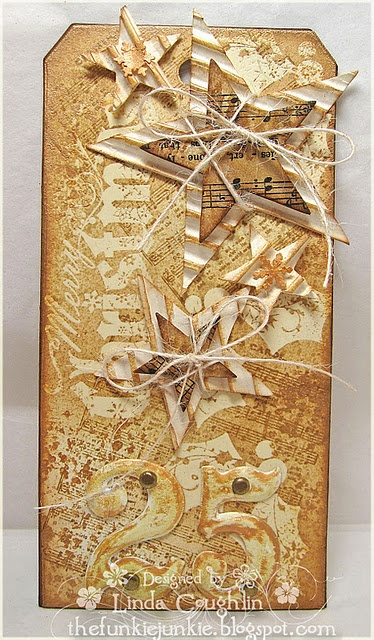 372 best Scrapbook Ideas - Tags Christmas images on Pinterest ...
