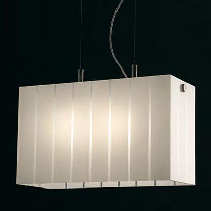 Oluce - Suspension lamps : Pin Stripe - 417