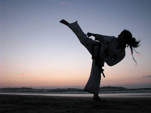 Resultado de imagen de karate aesthetic