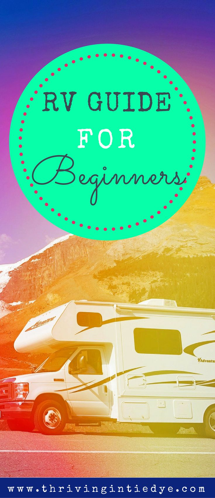 Which RV should I buy? The ultimate RV guide for beginners!