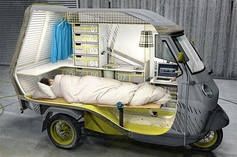 mini motorhome   Bufalino mini-camper   iainclaridge.net