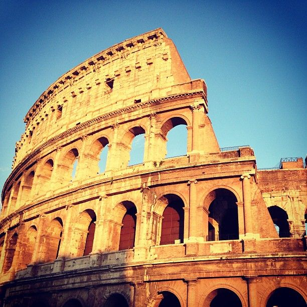 Had amazing food, saw the Trevi Fountain, went to Vatican City, saw the Roman Forum, saw the Colosseum, took many tours