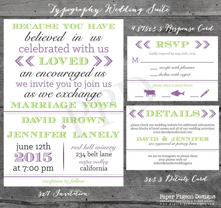 20 best Invitations images on Pinterest Invites wedding - best of invitation wording lunch to follow