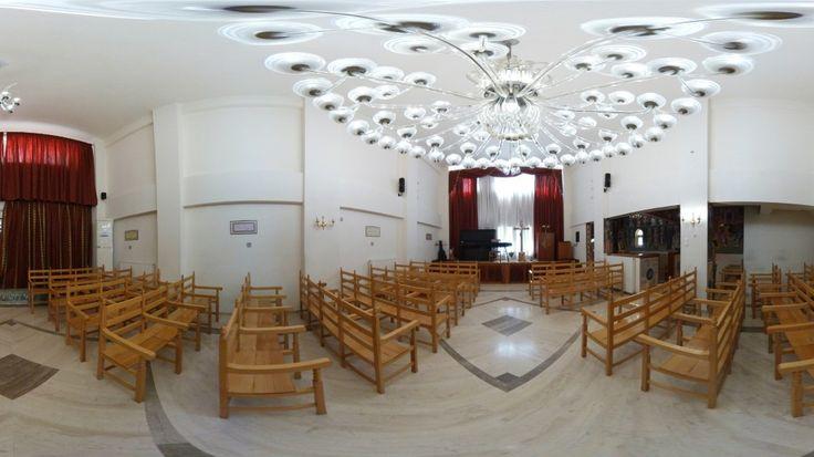 Εικονική πλοήγηση στο πνευματικό κέντρο Αγία Αναστασία  Το πνευματικό κέντρο Αγία Αναστασία, της ενορίας Αγίων Κωνσταντίνου & Ελένης στο Ηράκλειο, βρίσκεται πλέον στους χάρτες της Google με εικονική πλοήγηση 360x180°.  https://www.imonline.gr/gr/eikonikes-ploigiseis/eikoniki-ploigisi-sto-pneumatiko-kentro-agia-anastasia-1232  #imonline #virtualtour #vr #360