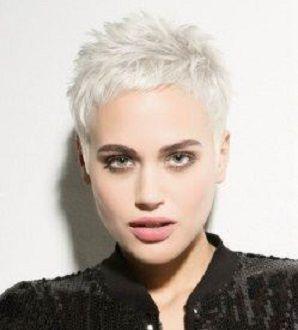 10 glänzende platinblonde Frisuren .., vielleicht etwas für Dich dabei? - Neue Frisur