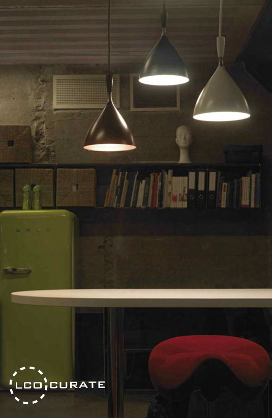 Dokka pendant light by Northern Lighting is distributed exclusively by LightCo Pty
