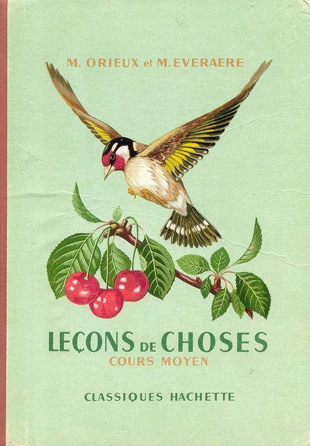 J'avais le même livre en primaire dans ma petite ecole campagnarde ardéchoise!