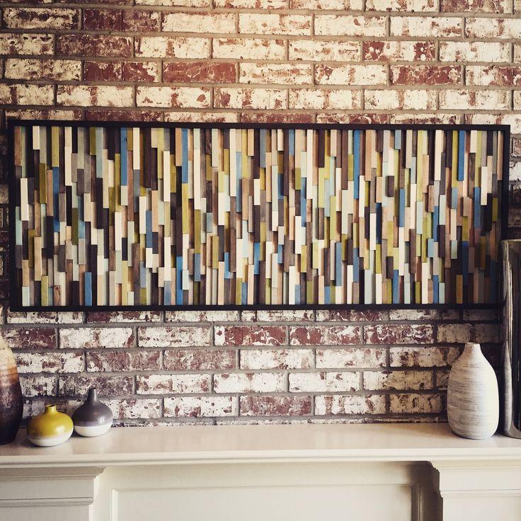 Деревянные стены искусства деревянная стена искусства термообработанной древесины искусства moderntextures