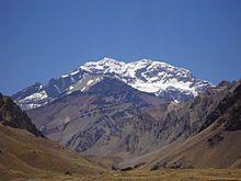 Monte Aconcagua Argentina