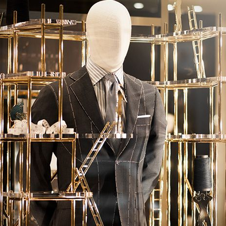 Canali Su Misura - a unique experience which in no time turns a dream into reality #ledizione #features #mtm #canali1934