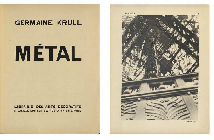 Znalezione obrazy dla zapytania Germaine Krull