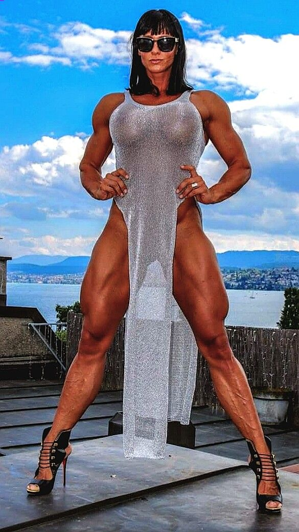 Cindy Landolt   Fitness   Muscle fitness, Fitness, Muscle ...