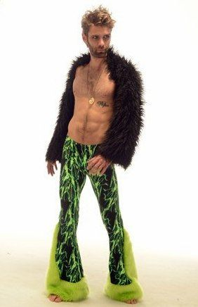 Men's Dance Pants  by mspresto on Etsy