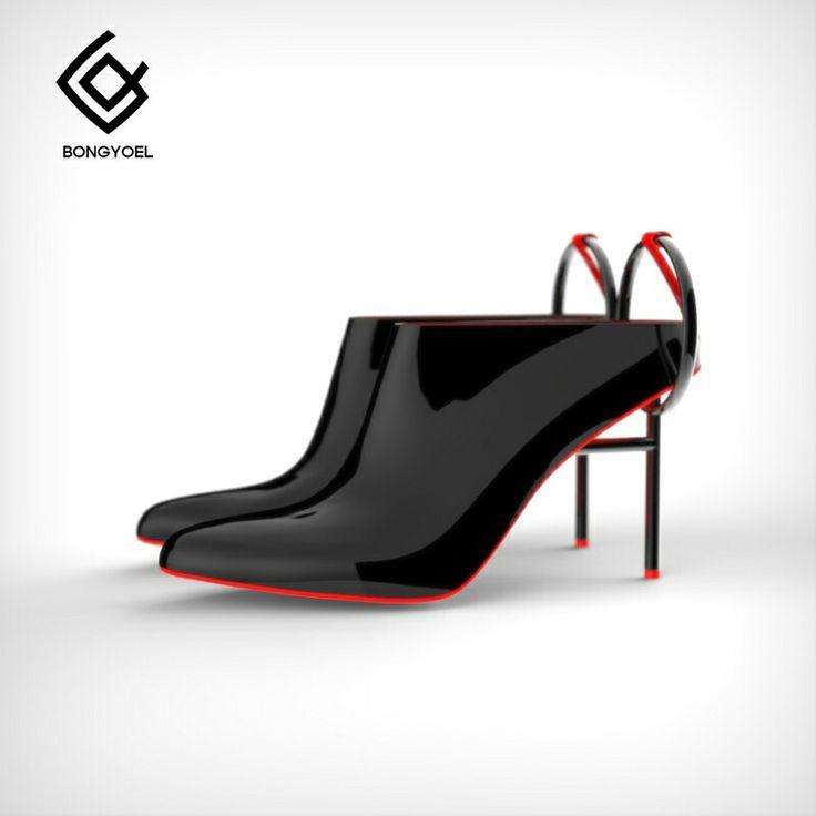 Ringback bootie - Bongyoel design #bongyoel
