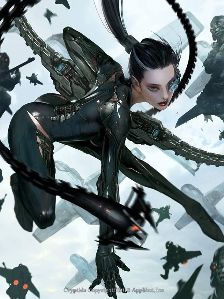 chica cyborg                                                                                                                                                                                 More