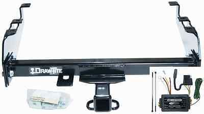 Draw-Tite Trailer Hitch  Wire Kit Fits Chevy C/K Pickup GMC 41504 118311