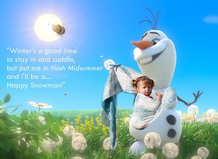 Happy Snowman!