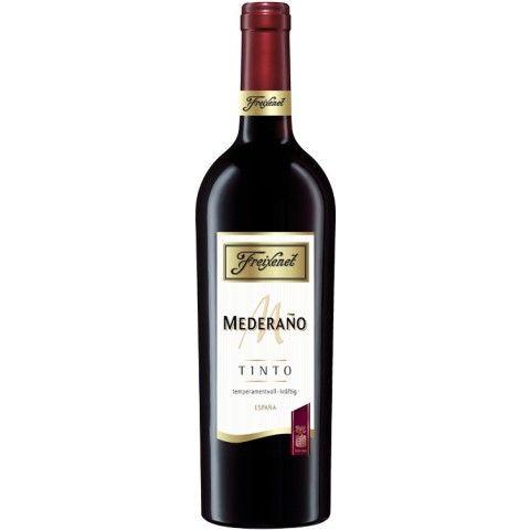 Freixenet Mederano Tinto Rotwein halbtrocken 2016
