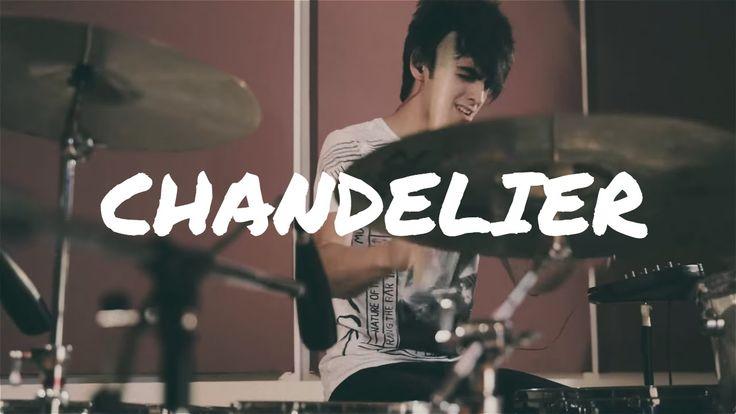Andrew Michelli - Sia - Chandelier Drum Cover