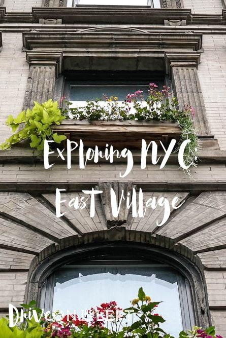 East Village Neighborhood Guide