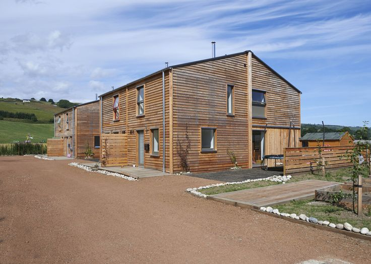 Greener Homes/Rent To Buy Units, Fodderty