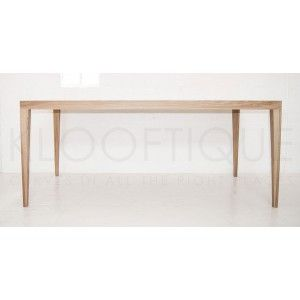 Tapered Leg Dining Table R17500