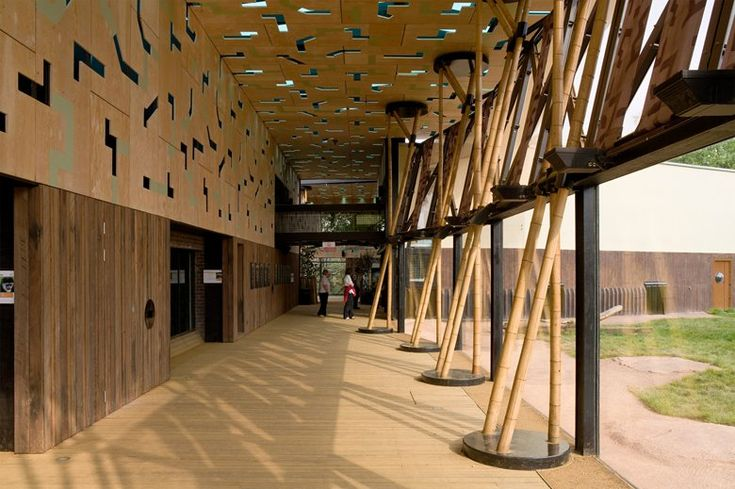 Gorilla Kingdom, London Zoo , London, 2007 - Proctor and Matthews Architects