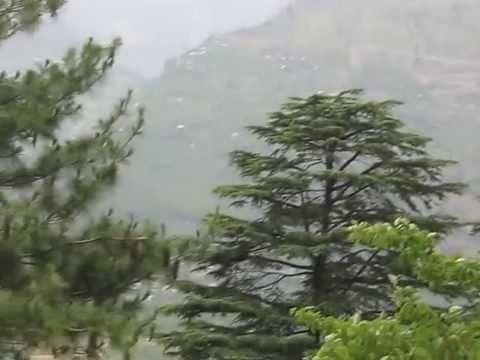 Eye catching view from Shimla, Himachal Pradesh