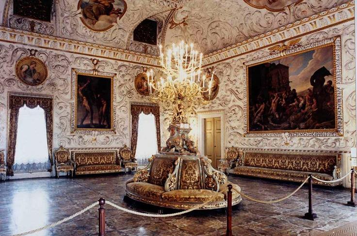 Villa Contarini a Piazzola sul Brenta, Veneto, Italy