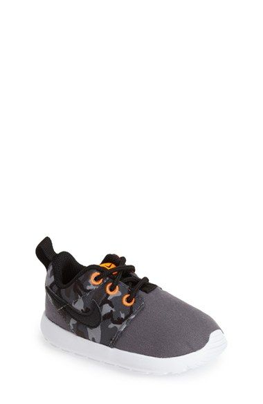 Nike+'Roshe+Run'+Print+Sneaker+(Walker,+Toddler+&+Little+Kid)+available+at+#Nordstrom