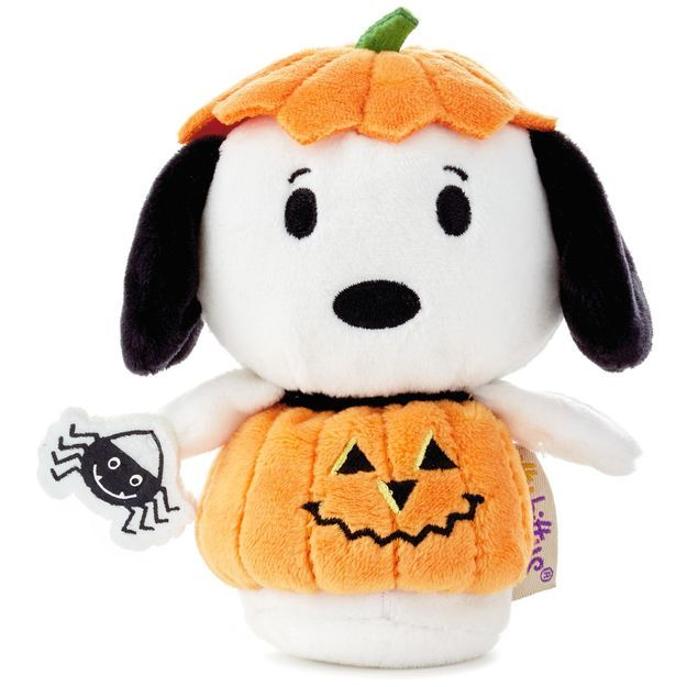 itty bittys® Peanuts® Trick-or-Treat Snoopy Stuffed Animal