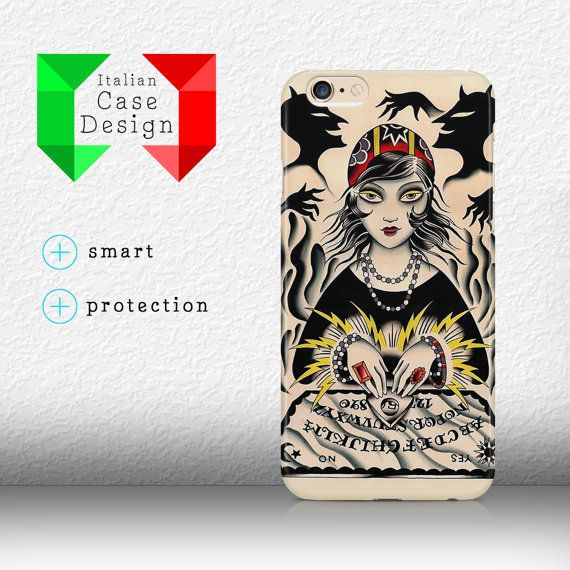 Case Cover Ouija Table Spirit Ghost Girl Sensory Horror Iphone 4/4S/5/5S/SE/5C/6/6S/6+/6splus Samsung S3/S3neo/S4/S4mini/S5/S5mini/S6/note