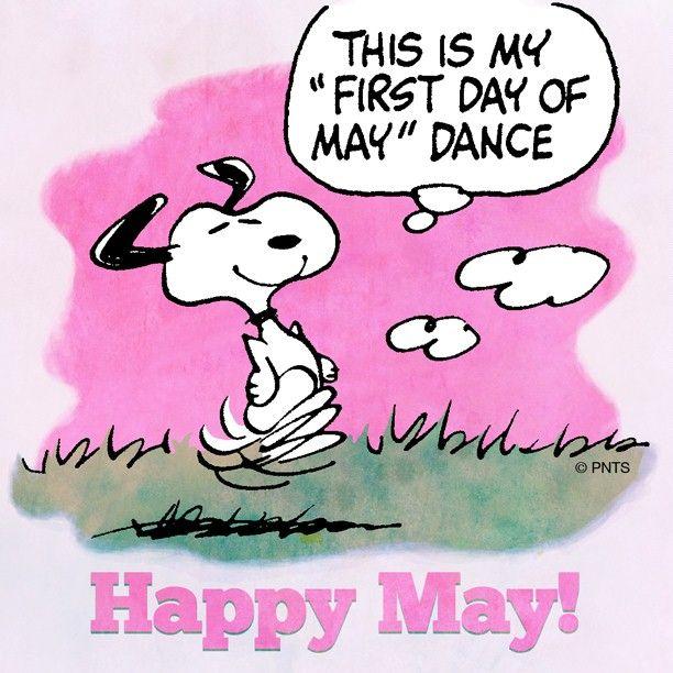 Happy May!!!