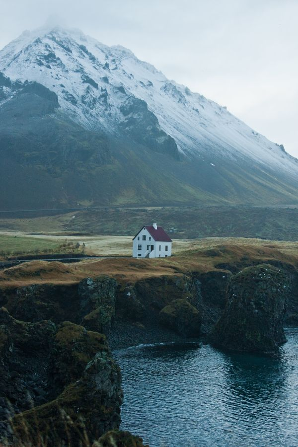 Iceland...... via sea the of front In by Ana Carrera, via 500px