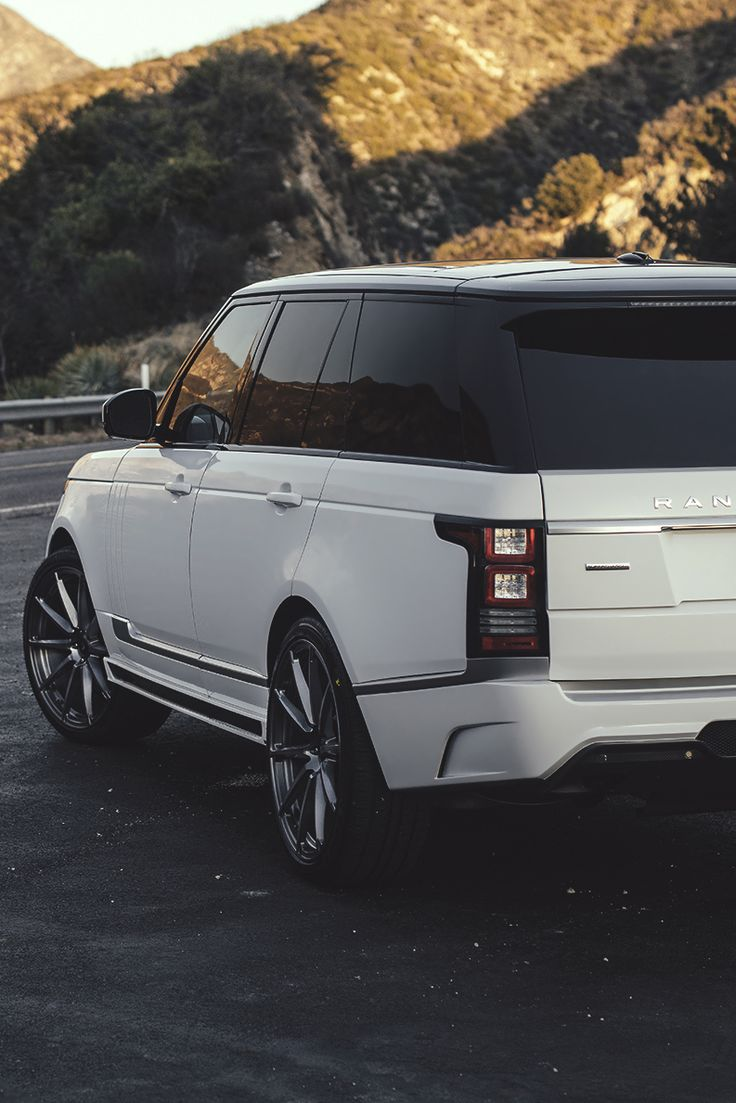 Range rover veritas texan s love their suv s and trucks