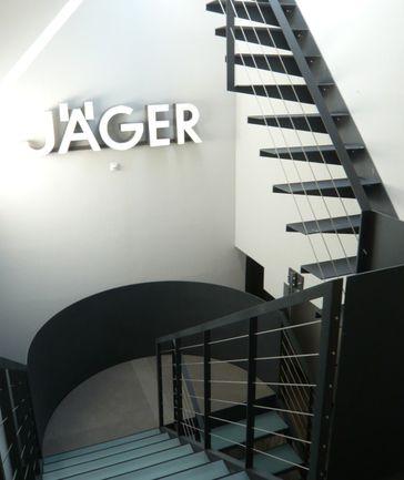 Stahltreppe Gallant Architekten - Projektauswahl