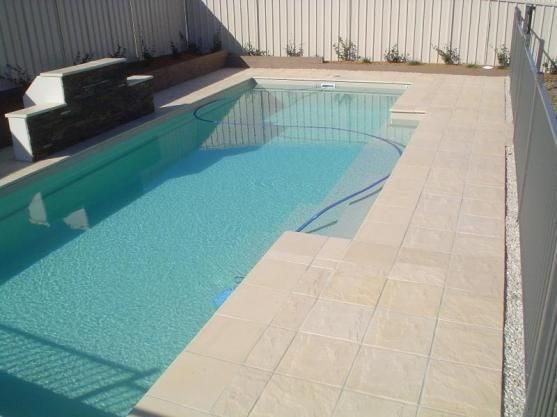 39 best concrete pool surrounds images on pinterest for Swimming pool surrounds design