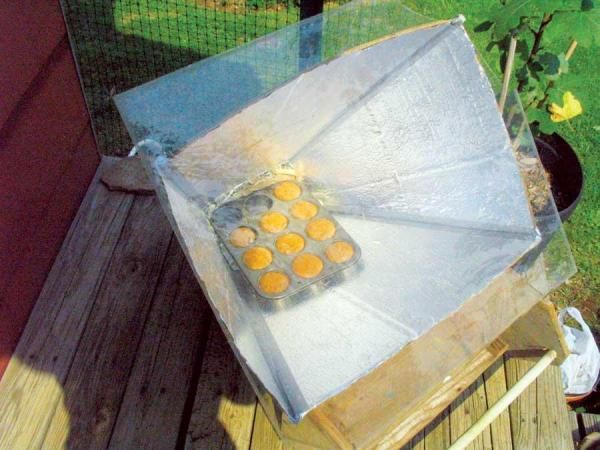 Country Lore Easy Homemade Solar Oven Diy Best Solar