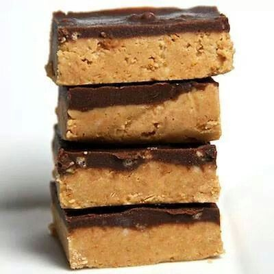 Reeses peanut butter No bake bars Recipe:  Ingredients 1 cup salted butter (melted) 2 cups graham cracker crumbs 1/4 cup brown sugar 1 3/4 cup powdered sugar 1 cup peanut butter 1/2 tsp. vanilla 1 (11 oz) bag milk chocolate chips  Instructions 1. Combine all ingredients, except chocolate chips in a medium sized bowl. Stir until the mixture is smooth and creamy. 2. Pour peanut butter mixture into a 9 x 13 pan. 3. Melt chocolate chips in the microwave (at 50% power) for 1-2 minutes. Stir…