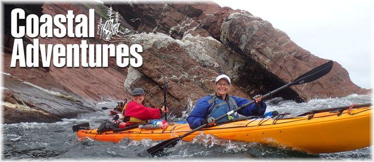 Sea Kayaking in Nova Scotia and Newfoundland with Coastal Adventures