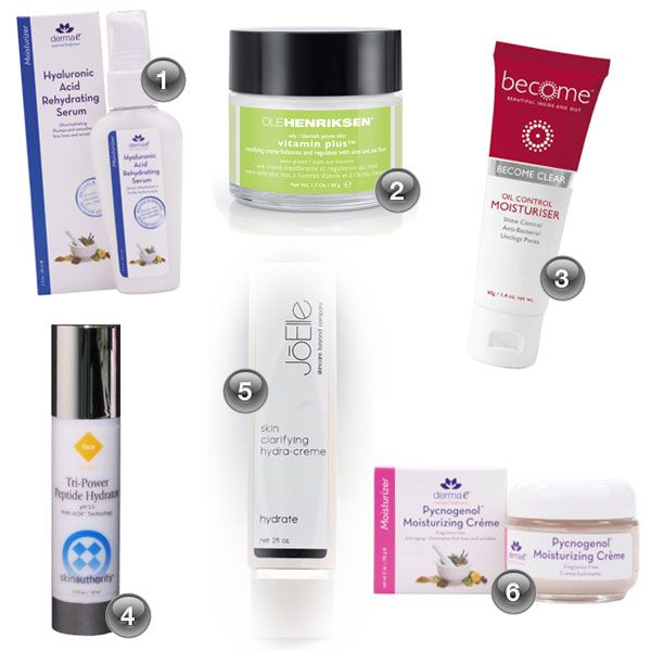 Best moisturizers for oily and combo skin - click through to read more!