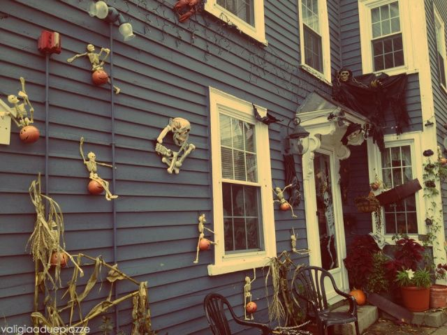 New England, tra le streghe di Salem - Halloween