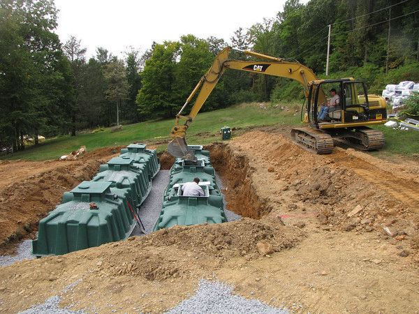 Septic Tank Baffle Repair | ... Residential and Commercial Septic System Service & Repair Company