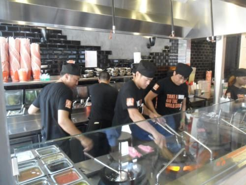 If You Can't Talk the Talk, Don't Wok to Walk | Midtown Lunch - Finding Lunch in the Food Wasteland of NYC's Midtown Manhattan