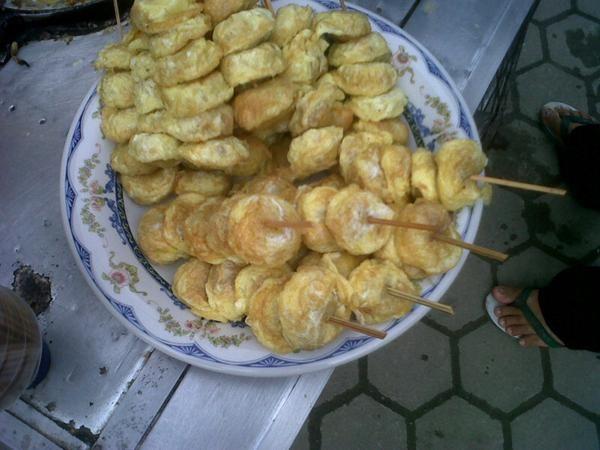 Cara Membuat Pentol Goreng Dari Tahu Resep Masakan Indonesia Cemilan Resep