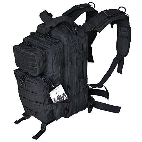 Cheap Tactical Assault Pack Combat Rucksack 17 Military MOLLE Backpack 27L Color-Black https://besttacticalflashlightreviews.info/cheap-tactical-assault-pack-combat-rucksack-17-military-molle-backpack-27l-color-black/