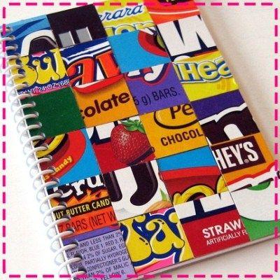 Notebook Decor: Ideas For Back to School | Lovelyish
